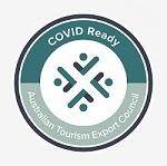 COVID Ready badge
