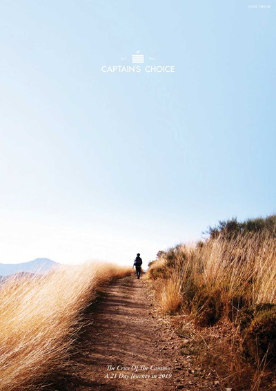 The Crux Of The Camino Cover